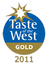 Taste of the West Gold Award 2011