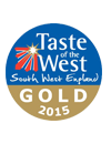 Taste of the West Gold Award 2015